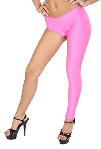 Annsfashion Neonpink Femme Rose Legging Annsfashion Legging rxq4z0r