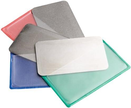 Kreditkartengr/ö/ße DMT Dia-Sharp-Sch/ärfkarte fein 7,62 cm 1 St/ück D3F