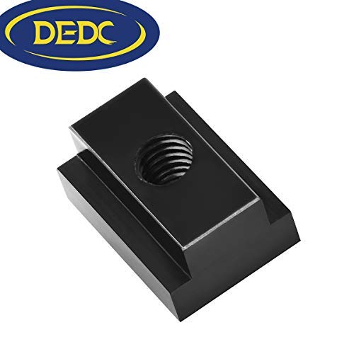 DEDC T-Slot Nuts for Toyota Tundra /& Tacoma Bed Rails,with 3//8-16 Thread Pack of 5 with 3//8-16 Thread Pack of 5