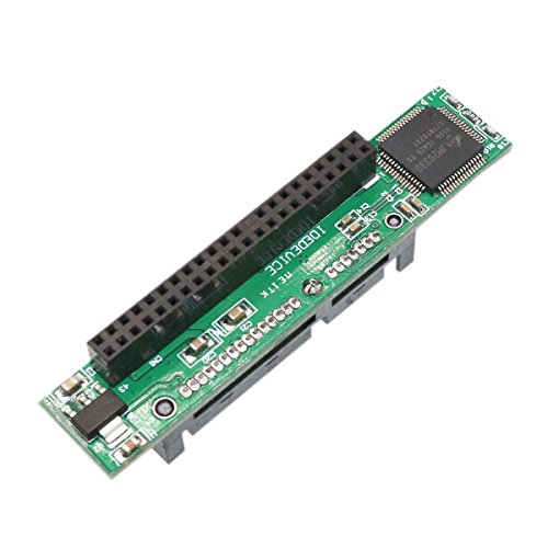 """2.5/"""" IDE HDD Drive Female to 7+15pin Male SATA Adapter for Laptop"""