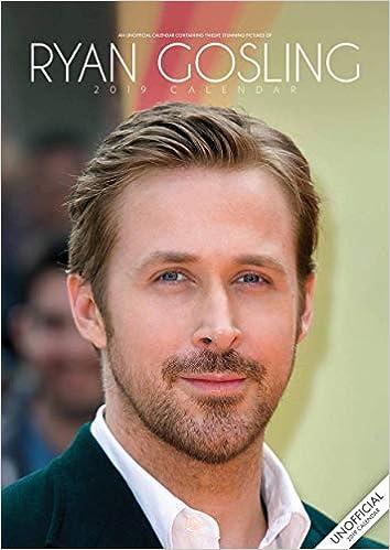 Ryan Gosling Unofficial A3 2019 Amazon Fr Livres Anglais