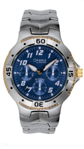 Bulova Watches 45C15 MEN'S CARAVELLE SPORT