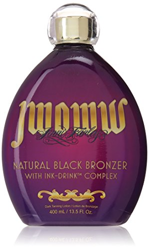 Australian Gold JWOWW Natural Black Bronzer with Ink-Drink C