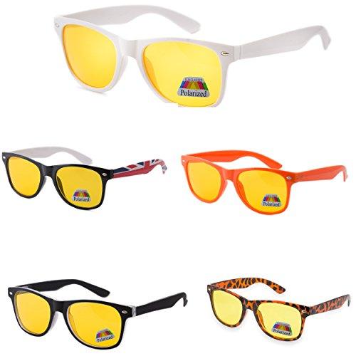 Gafas hombre de White sol para Polarized morefaz dI8qgwxd