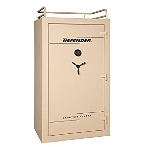 Winchester Safes Defender 34 By Modular Tactical Gun Safe, 60 Min Fire Rating, U.L Listed EMP