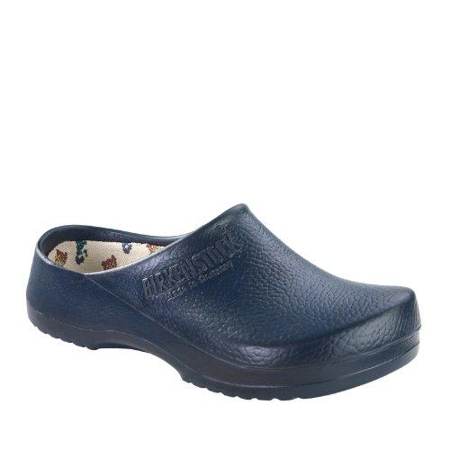 Birki Active 068353, Zoccoli Unisex Adulto Blue Polyurethane