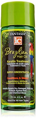 Fantasia Brazilian Hair Serum Ounce