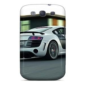 NataliaKrause Samsung Galaxy S3 Durable Hard Phone Cover Custom Beautiful Audi R8 Pattern [RBj9578KaKl]