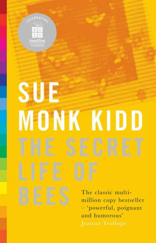 Book cover for The Secret Life of Bees
