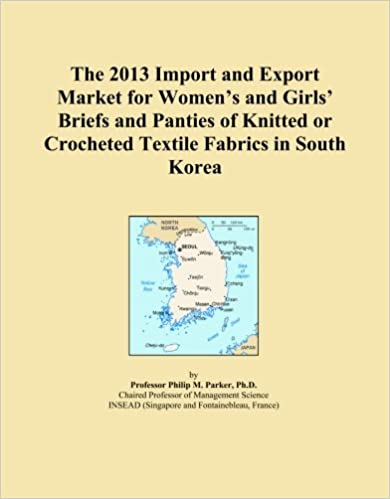 The 2013 Import and Export Market for Women's and Girls' Briefs and Panties of Knitted or Crocheted Textile Fabrics in South Korea