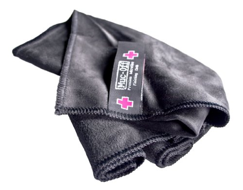 Visor Polish - Muc-Off MOX-998 Helmet and Visor Microfibre Cleaner Cloth