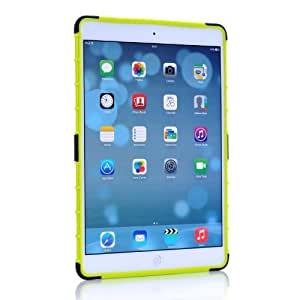 Series Kickstand Case for Apple Ipad with Retina Display Ipad Air (yellow/black)