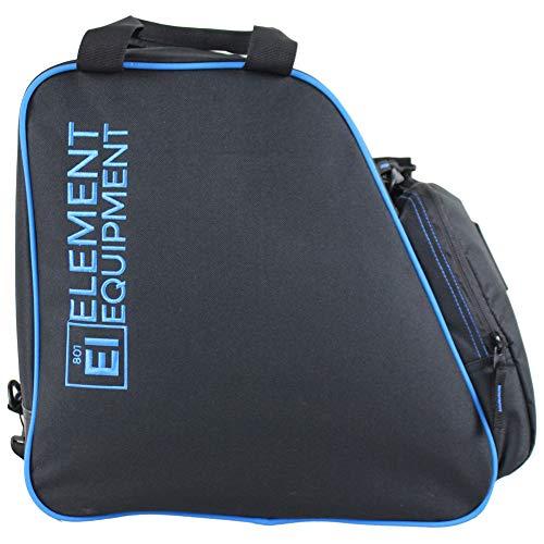 Element Equipment Boot Bag Snowboard Ski Boot Bag Pack Black Blue