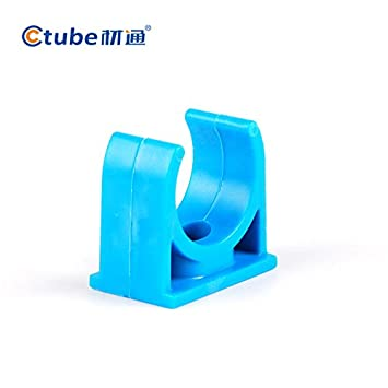 25mm 1 Inch Pvc Conduit Fitting Pvc Pipe Clamp Fitting Mm 1