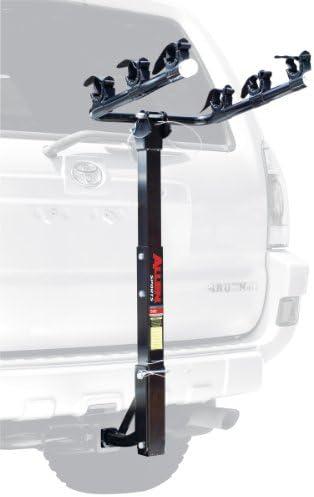 Allen Deluxe 3-Bike Hitch Mount Rack 1.25 or 2-Inch Receiver