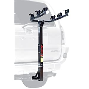 Allen Sports Deluxe 3 Bike Hitch Mount Rack (1.25 or 2 Inch Receiver)