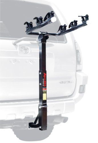 3 Flex Titan (Allen Sports Deluxe 3-Bike Hitch Mount Rack (1.25 or 2-Inch Receiver))