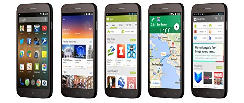 RCA G1 5.5'' Hd, Unlocked Dual Sim, 8Mp Camera, 8Gb Rom, 1Gb Ram, android 4.4 – Black by RCA (Image #7)
