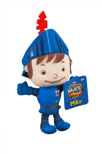 Fisher-Price Nickelodeon Mike the Knight, Mike Plush