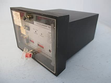 abb 446s1101 circuit shield overcurrent relay asea brown boveri