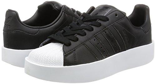 Ba7667 Noir Baskets Femme Pour Bold Superstar Adidas XqYaff