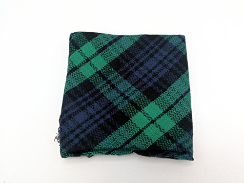 Wander-Agio-Womens-Warm-Long-Shawl-Wraps-Large-Scarves-Knit-Cashmere-Feel-Plaid-Triangle-Scarf