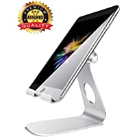 BROLAVIYA Iceberg Makers Tablet Stand Adjustable Stand : Desktop Stand Holder Dock iPad Pro 9.7, 10.5, Air Mini 2 3 4, Kindle, iPhone, Accessories, Tab, E-Reader, Other Tablets (4-13 inch) (SL)