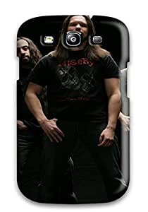 New Anthrax Music People Music Tpu Skin Case Compatible With Galaxy S3