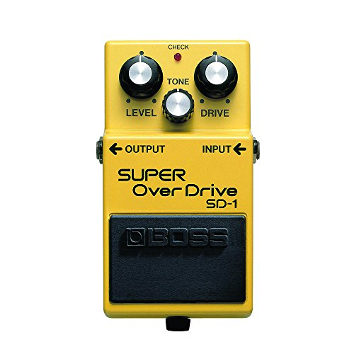 Boss SD-1 Super Overdrive