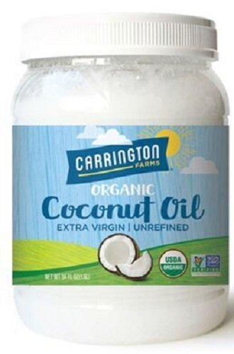 : Carrington Farms Organic Extra Virgin Coconut Oil