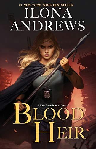 Book Cover: Blood Heir