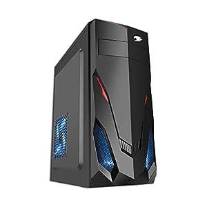 PC G-FIRE AMD Ryzen 3 2200G 8GB 1TB Radeon RX Vega 8 2GB integrada Computador Gamer HTG-226