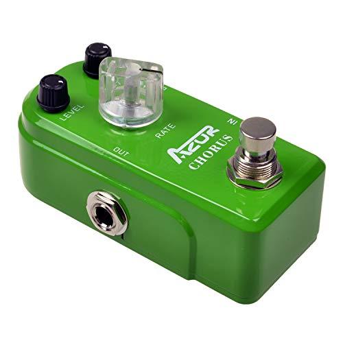 AZOR Chorus Guitar Effect Pedal Pure Analog True Bypass