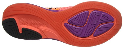 Noosa Asics black Coral Da Arancione Donna Ff shocking Scarpe flash Orange 0690 2 Triathlon drqdZwv