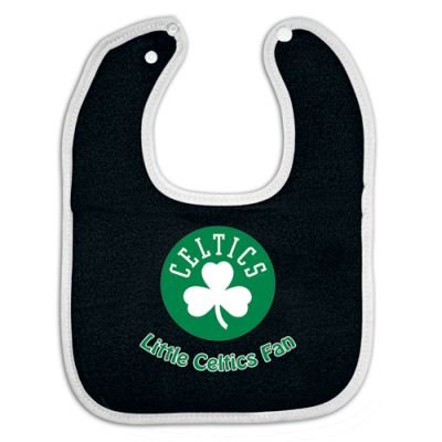 Boston Celtics Full Color Snap BIB Single - Team Color Body (Snap Celtics Boston)