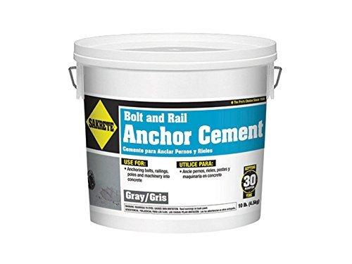 SAKRETE of North America 60205003 Anchor Cement, 10 ()
