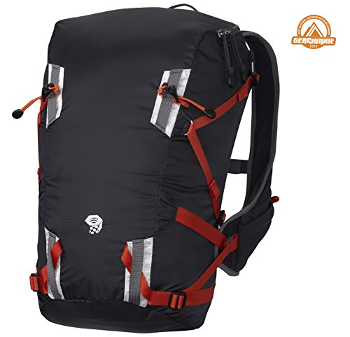 - Mountain Hardwear Summit Rocket 20 Vestpack - SS16 - One - Black