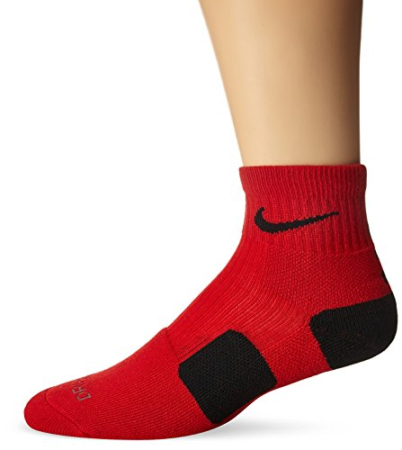 Nike Men's Elite High Quarter Basketball Socks