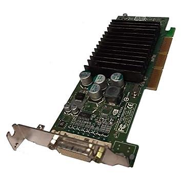 Dell Tarjeta NVIDIA GeForce FX5200 P118 0 G0170 AGP DMS-59 ...