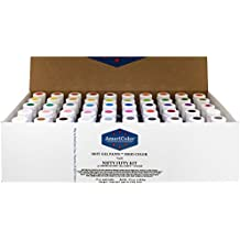 Food Coloring AmeriColor Nifty - Fifty Kit .75 Ounce Soft Gel Paste - 50 Pack