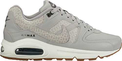 Nike Air Max Command Prm - Zapatillas de casa Mujer Grigio (Wolf Grey/Wolf Grey Sail)
