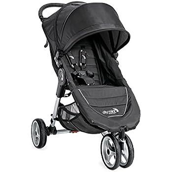 Amazon.com : Baby Jogger City Mini Stroller In Black, Gray ...
