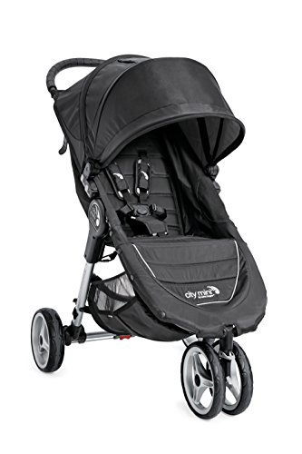 3 Wheel Jogging Stroller Travel System - 6
