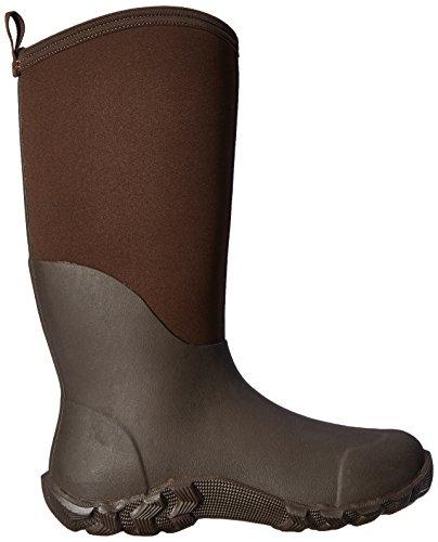 Muck Boot Mens Edgewater II Tall Snow Boot Chocolate Brown oUYM8zFTWk