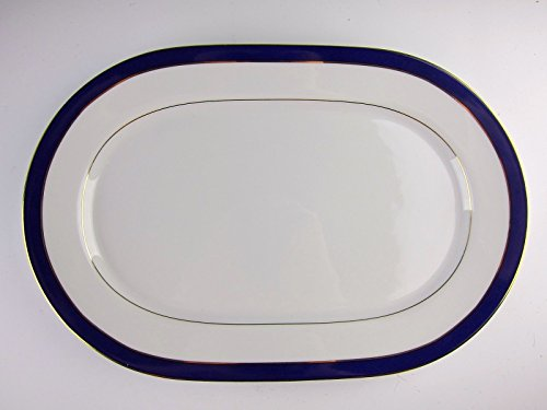 Royal Vienna China SONATA Oval Serving Platter EXCELLENT