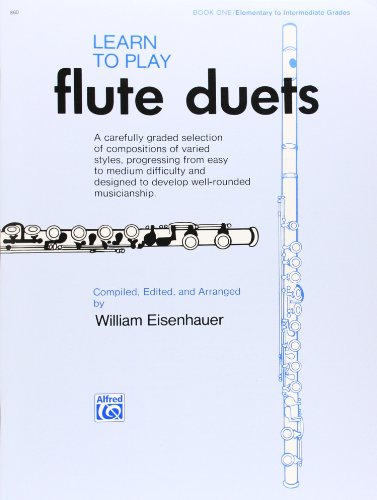 Learn to Play Flute Duets - Duets Flute