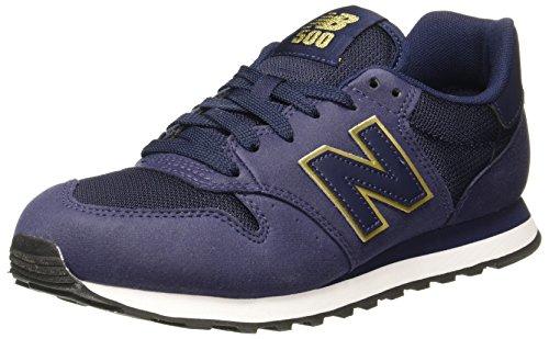 blue Sneaker Blu Navy 500 New Donna Balance zPqHXwX
