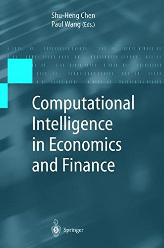 Computational Intelligence in Economics and Finance (Advanced Information Processing) by S H Chen