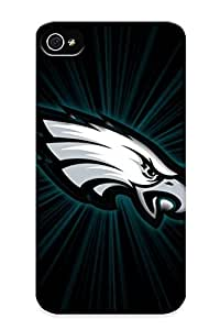 Afbad7d1898 Anti-scratch Case Cover Recalling Protective Philadelphia Eagles Case For Iphone 4/4s