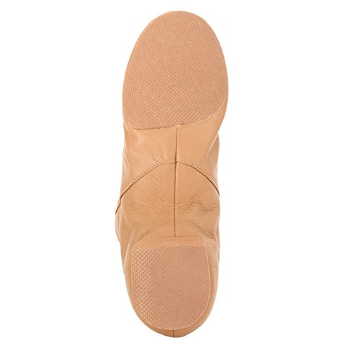 Factory Second Slip On Jazz Shoe Tan